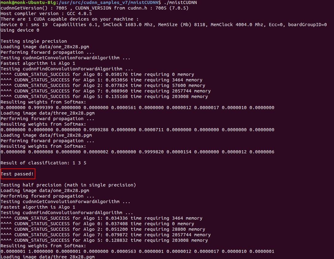 (亲测可用)Ubuntu 18.04+ NVIDIA显卡GeForce GTX 1070ti+CUDA9.0搭建tensorflow-gpu深度学习环境-机器在学习