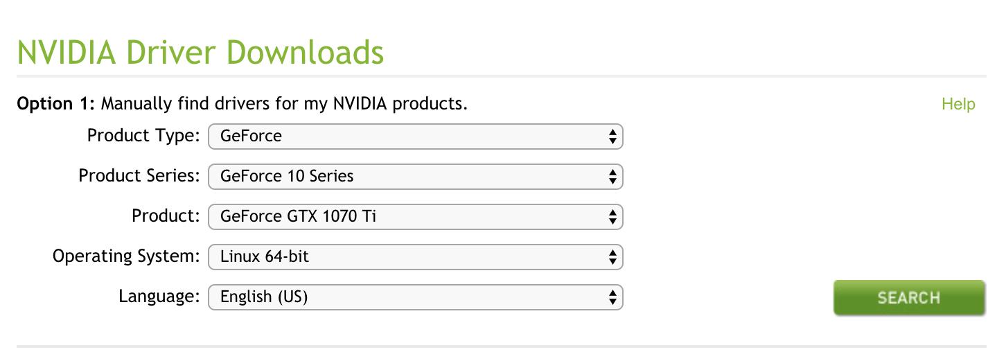 亲测可用)Ubuntu 18 04+ NVIDIA显卡GeForce GTX 1070ti+CUDA9 0