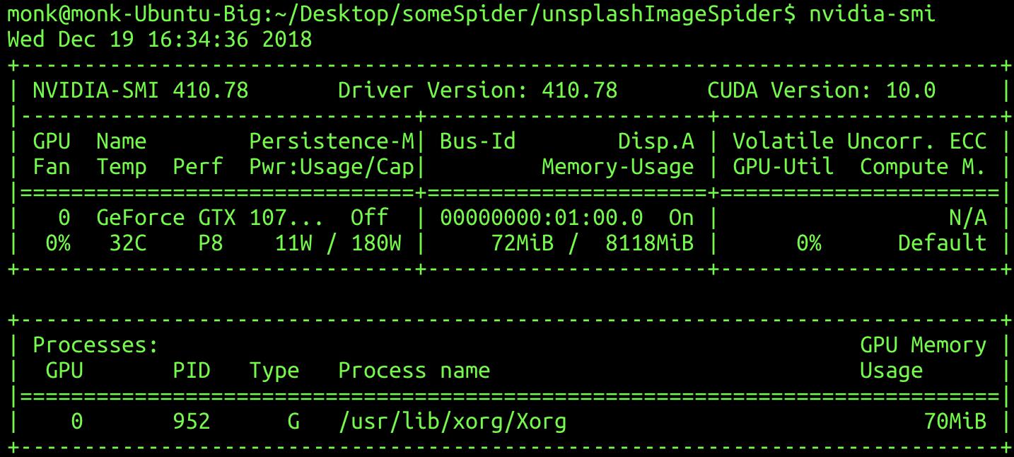 Linux监控CPU,GPU,内存的使用率-机器在学习