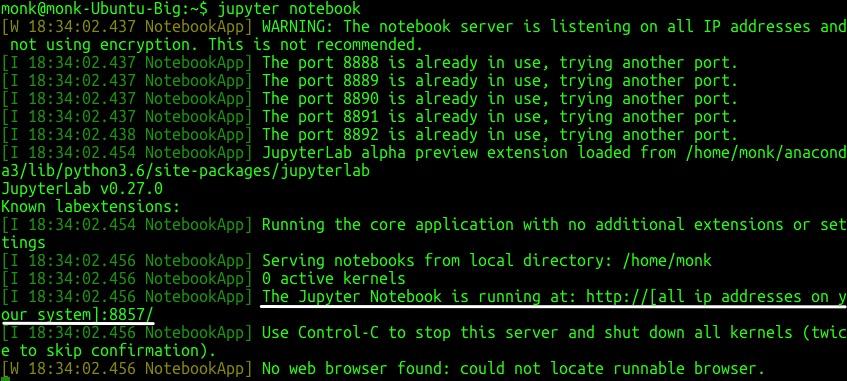 Mac、Windows环境下使用Jupyter编辑器进行远程开发-机器在学习