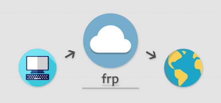 使用frp做端口映射,将内网服务器发布到公网-机器在学习